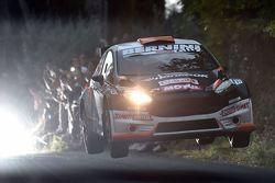 Fabrizio Andolfi Jr. e Stefano Savoia, Bernini Rally