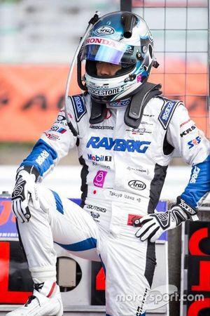 Takuya Izawa, Raybrig Honda NSX Concept-GT