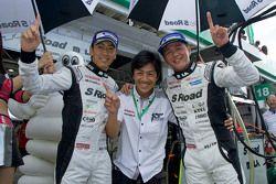 Ganador de la pole: #46 S Road Mola Nissan GT-R: Satoshi Motoyama, Masataka Yanagida