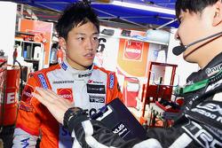 Yuji Kunimoto, Eneos Sustina Lexus RC F