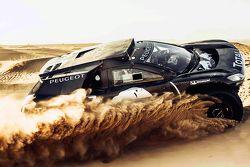 Peugeot 2008 DKR 16