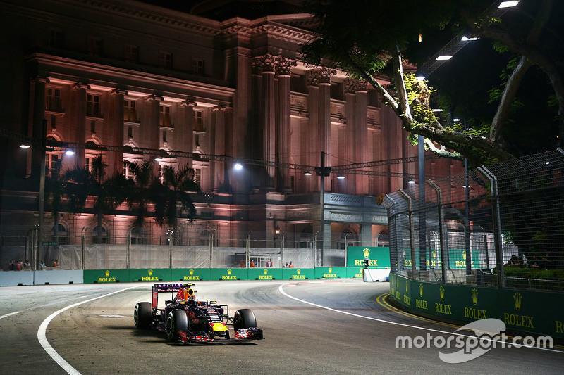 Circuit Marina Bay, Singapour