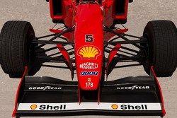 Leilão Ferrari Schumacher