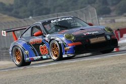 #66 TRG Porsche GT3 Cup:Andy Lally, RJ Valentine