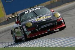 #85 Farnbacher Loles Motorsports Porsche GT3 Cup: Leh Keen, Craig Stanton