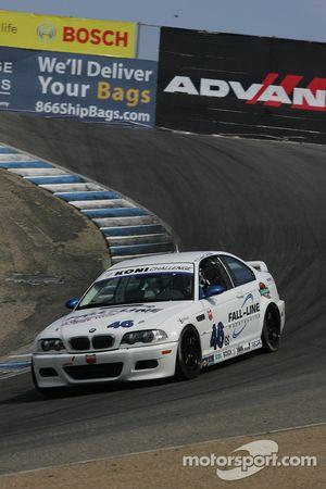 #46 Fall-Line Motorsports BMW M3: Steve Jenkins, Mark Boden