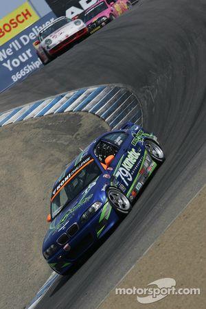 #79 Kinetic Motorsports BMW M3: Nic Jonsson, Shawn Price