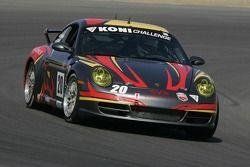 #20 Horsepower Ranch Porsche 997: Hugh Plumb, Ross Thompson