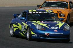 #43 ASC Motorsports Porsche 996: Tanner Baker, Zach Arnold
