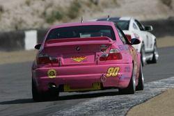 #90 Automatic Racing BMW M3: Jon Miller, Owen Trinkler