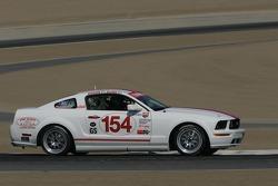 #154 Jim Click Racing Mustang GT: Ray Mason, Jamie Slone
