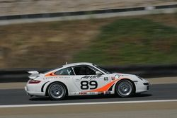 #89 LNS Motorsports Porsche 997: Frank Rossi, Michael Grande