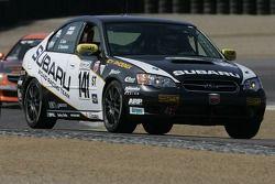 #141 ICY Phoenix Racing Subaru Legacy: David Rosenblum, Davy Jones