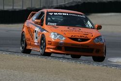 #74 Kensai Racing Acura RSX: Matt Pritiko, Eric Powell