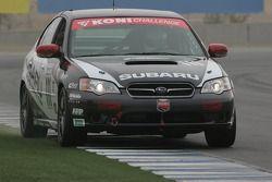#111 ICY Phoenix Racing Subaru Legacy: Chuck Hemmingson, Kristian Skavnes
