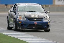 #84 Collision Craft Chevrolet Cobalt: Gary Manheimer, Michael Mantel
