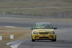 #06 Project Motorsports Chevrolet Cobalt: Derek DeBoer, Tom Smurzynski, Mallory Smurzynski