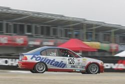 #126 Fountain Motorsports BMW 330i: Sam Schultz, David Tuaty