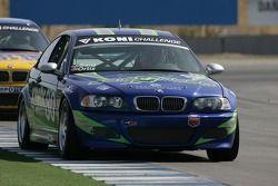 #80 Kinetic Motorsports BMW M3: Bryan Ortiz, Dino Steiner