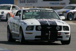 #6 Blackforest Motorsports Mustang GT: Forest Barber, Terry Borcheller