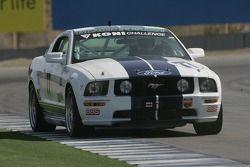 #77 Blackforest Motorsports Mustang GT: Jim Bosler, Don Kitch Jr.