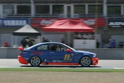 #11 Southwest Racers Group BMW M3: Mike Halpin, Ernie Becker