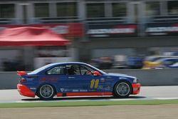 #11 Southwest Racers Group BMW M3: Mike Halpin, Ernie Becker