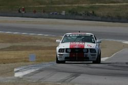 #4 Blackforest Motorsports Mustang GT: Valérie Limoges, Travis Walker