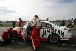 Steve Johnson (Jim Beam Racing Ford Falcon BF)