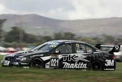 Paul Radisich (Team Kiwi Racing Ford Falcon BF)