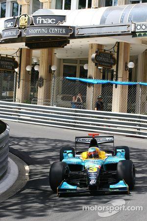 Александр Негран, Minardi Piquet Sports