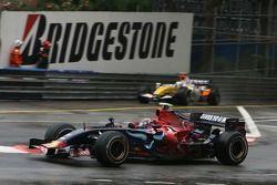Scott Speed, Scuderia Toro Rosso, STR02