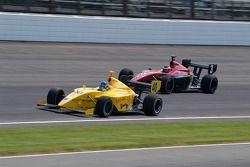 Tom Wieringa leads Brad Jaeger