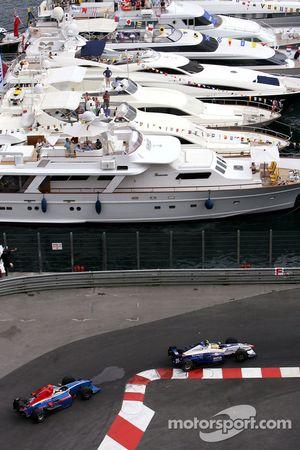 Timo Glock, iSport International, Giorgio Pantano, Campos Grand Prix