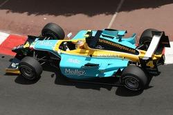 Roldan Rodriguez, Minardi Piquet Sports