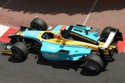 Alexandre Negrao, Minardi Piquet Sports