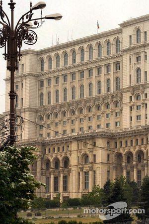 Palais présidentielle