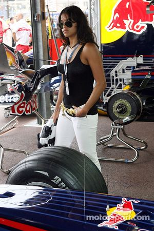 Michelle Rodriguez, Actress and Film star