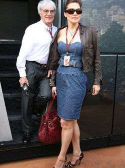 Bernie Ecclestone and his wife, Slavica Ecclestone, Wife to Bernie Ecclestone