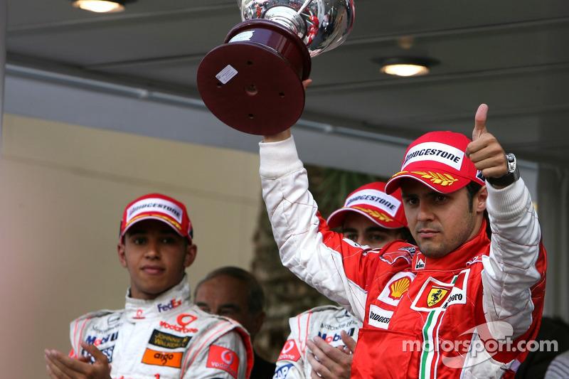 Felipe Massa, 2007