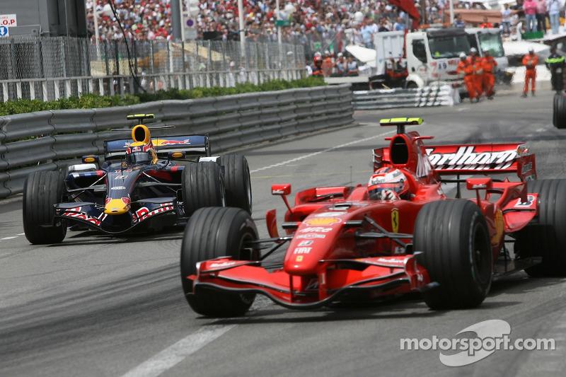 2007 - F1 chez Red Bull