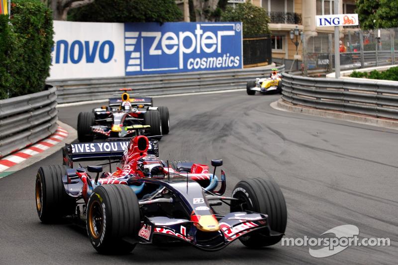 #19: Scott Speed, Scuderia Toro Rosso