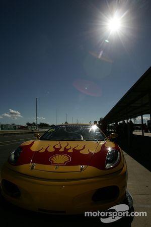 John Teulan (Ferrari 430 Challenge)