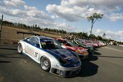 Les voitures Australia GT