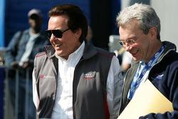Reinhold Joest et Daniel Perdrix de l'ACO
