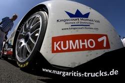 Détail de la Kruse Motorsport Pescarolo Judd