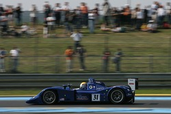 #31 Binnie Motorsports Lola B05/40 Zytek: William Binnie, Allen Timpany, Chris Buncombe