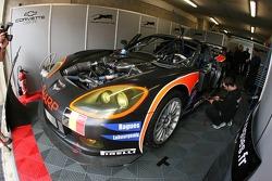 PSI Experience Corvette C6.R