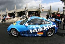 Seikel Motorsport Porsche 997 GT3-RSR