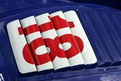 Détail de la Rollcentre Racing Pescarolo Judd